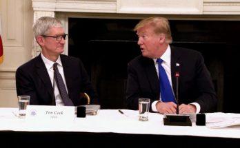 Трамп против Apple